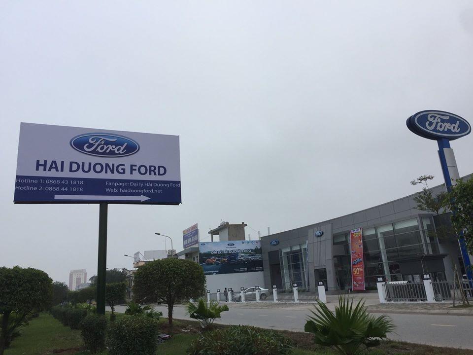 địa chỉ Đại Lý Ford Hải Dương